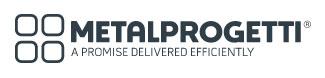 Metal Progetti logo