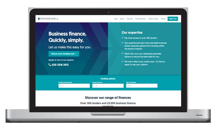 rangewell business finance
